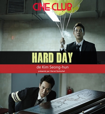"Cine-Club: ""Hard Day"" by Kim Seong-hun (2014),"