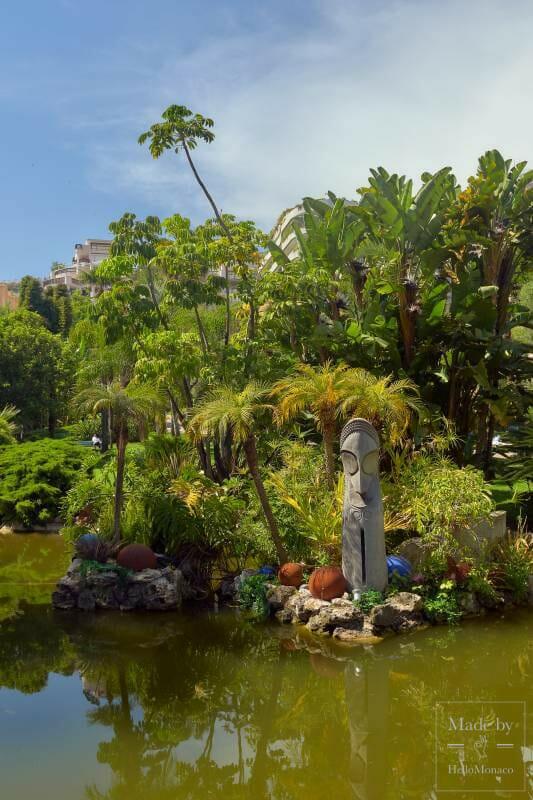 The «Little Africa» Gardens