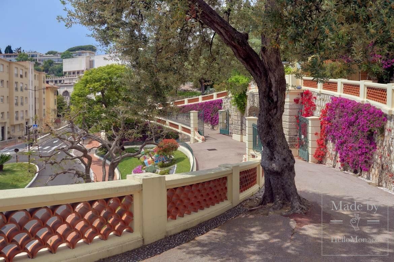 The Garden of Princess Antoinette (Le Parc Princesse Antoinette)
