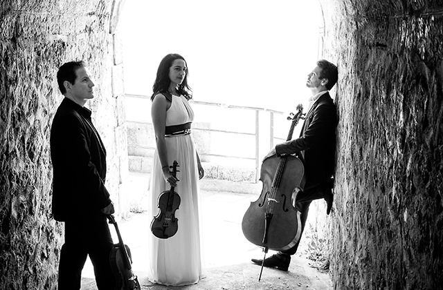 Musical Happy Hour: concert of chamber music by the Goldberg Trio