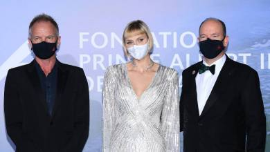 Photo of Monte-Carlo Gala for Planetary Health 2020 dedicated to the Ocean, Earth and Humanity Triumphs