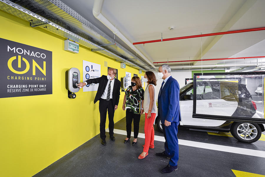 "Electric Vehicles: ""MONACO ON"" Makes Charging Easier"