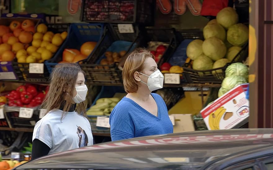 Masks shopping