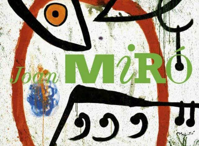 Joan Miró in Monaco
