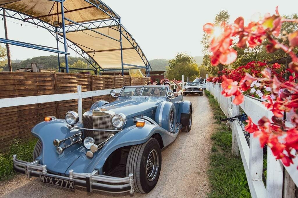 7th Vintage Women's Charity Rally