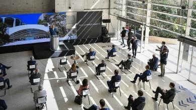 Photo of The Ultra-Modern Monaco-Monte-Carlo Train Station Celebrates its 20th Anniversary