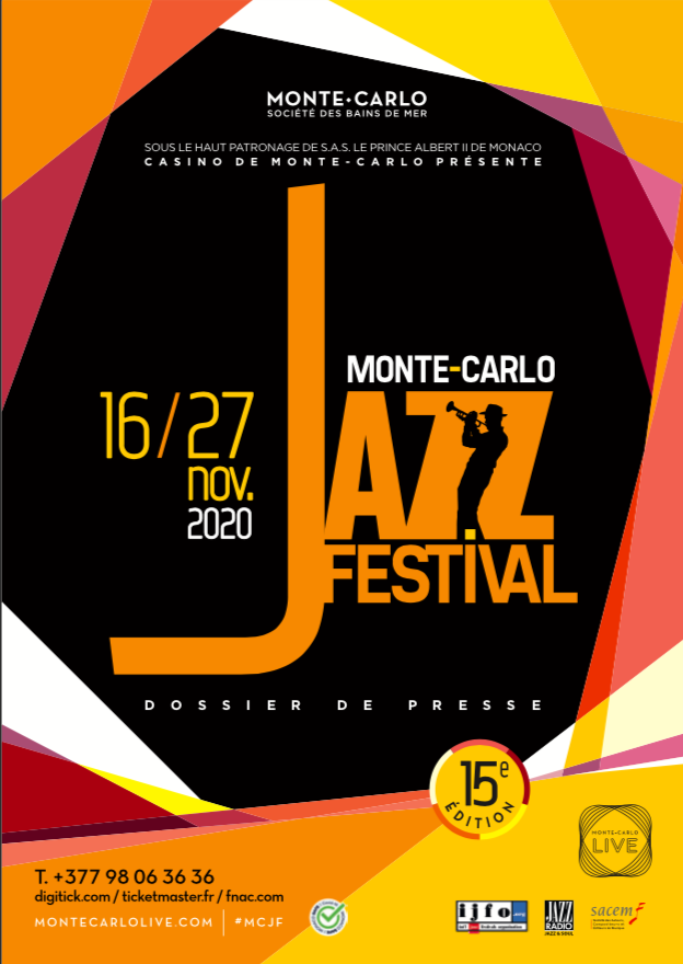 15th Monte-Carlo Jazz Festival