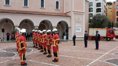 Photo of «Courage – Dedication – Sacrifice» Monaco's Fire Brigade Celebrates a Tradition: Helmets at the Ready