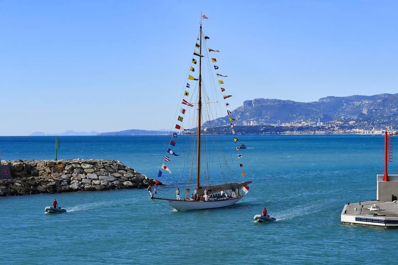 Monaco International Port (SMIP) Welcomes Flagship Tuiga