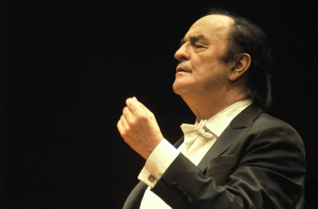 Great Season Series: concert by the Monte-Carlo Philharmonic Orchestra conducted by Charles Dutoit