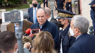 Photo of Prince Albert Repeats His Support for the People of the Disaster Valleys