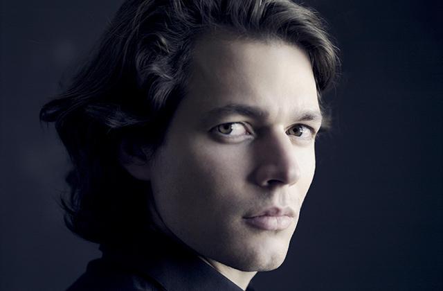 Great Season Series: piano recital by David Fray