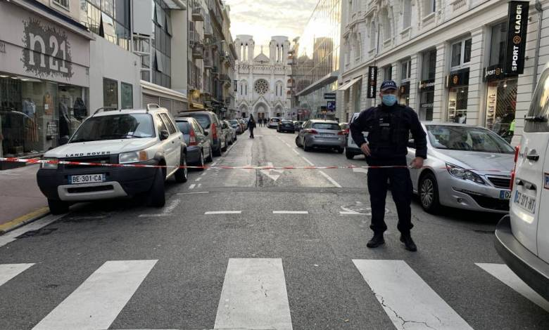 Terrorist Knife Attack Kills Three at the Notre Dame Basilica in Nice