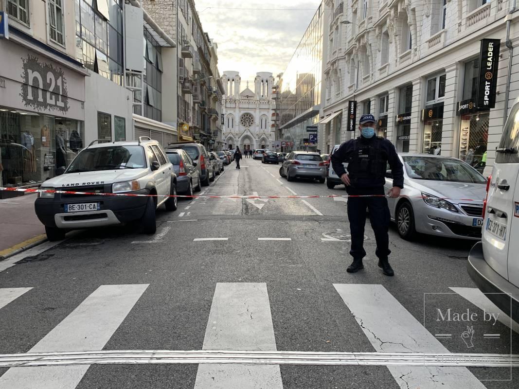 Terrorist Knife Attack Kills Three at the Notre Dame Basilica in Nice