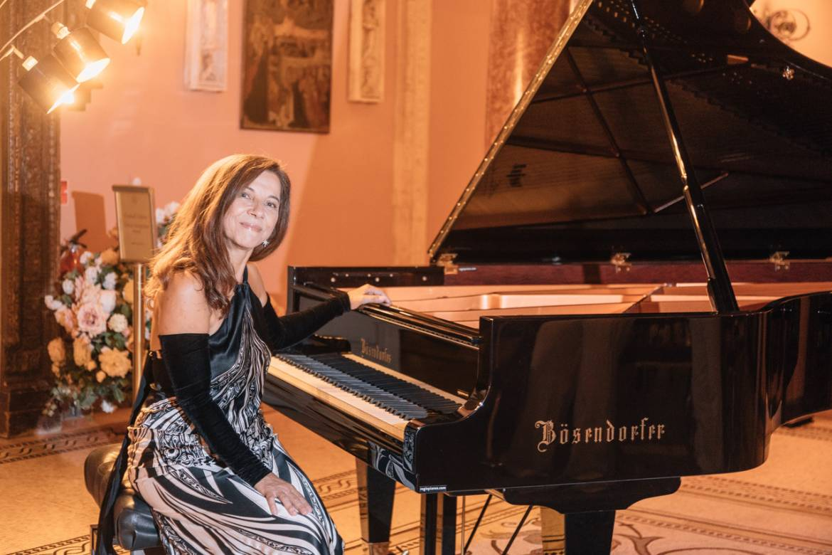 PIANO CONCERT by by pianist Tatiana Smelova
