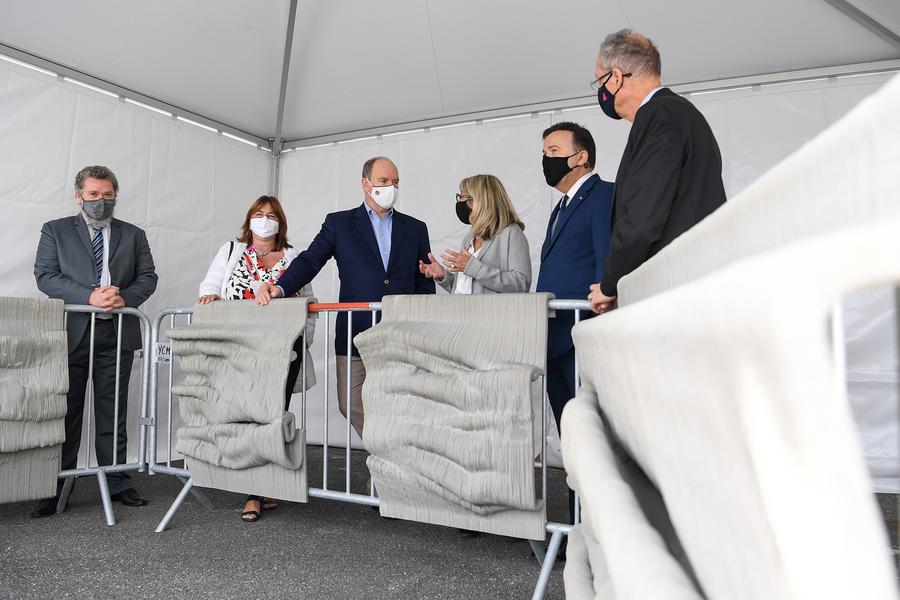 Monaco unveils Submergible Panels to promote Biodiversity