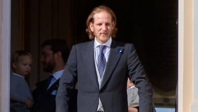 Photo of Princely Family's New Generation revealed to HelloMonaco: Andrea Casiraghi