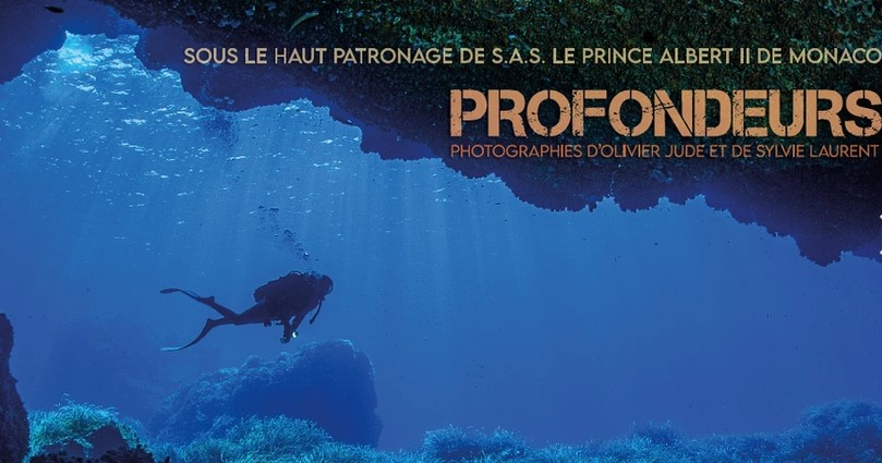 """Profondeurs"" (""Depths""), a photography exhibition by Olivier Jude and Sylvie Laurent"