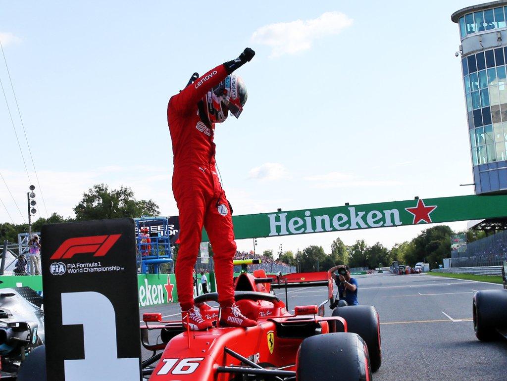 Ferrari's incredible 90 year history