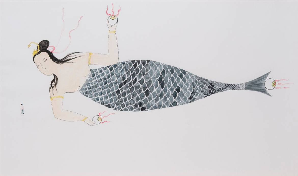 SHIMABUKU The 165-metre Mermaid and Other Stories