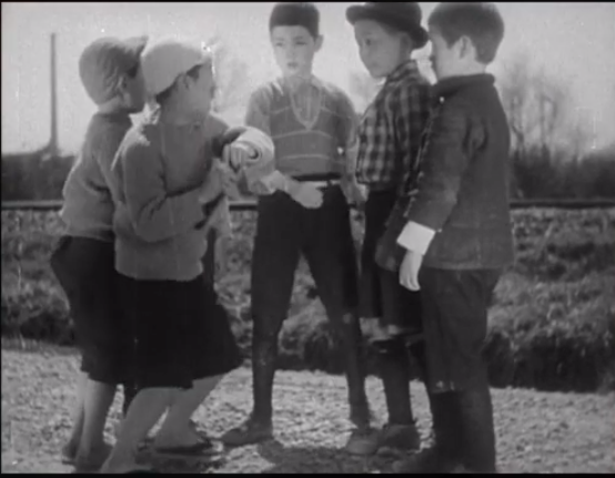 "Screening of the film ""I Was Born, But..."" by Yasujiro Ozu"