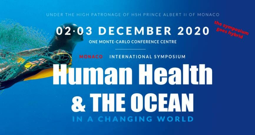 "The 1st International Symposium ""Human Health & the Ocean in a Changing World"""