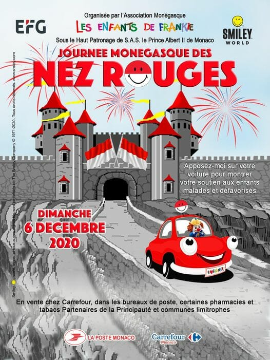 Monegasque Day of the Red Nose