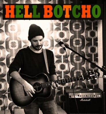 Pop folk concert with Hell Botcho