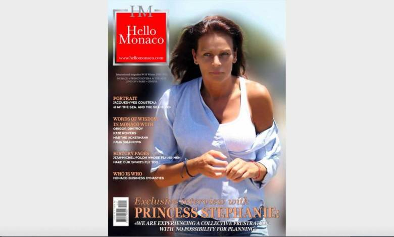 Hello Monaco Magazine: Winter 2020-2021 edition