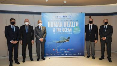 Photo of The 1st Symposium on Human Health and the Ocean fostered Blue Sustainability to boost Wellbeing