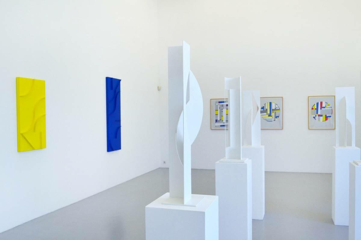 Espace de l'Art Concret in Mouans-Sartoux