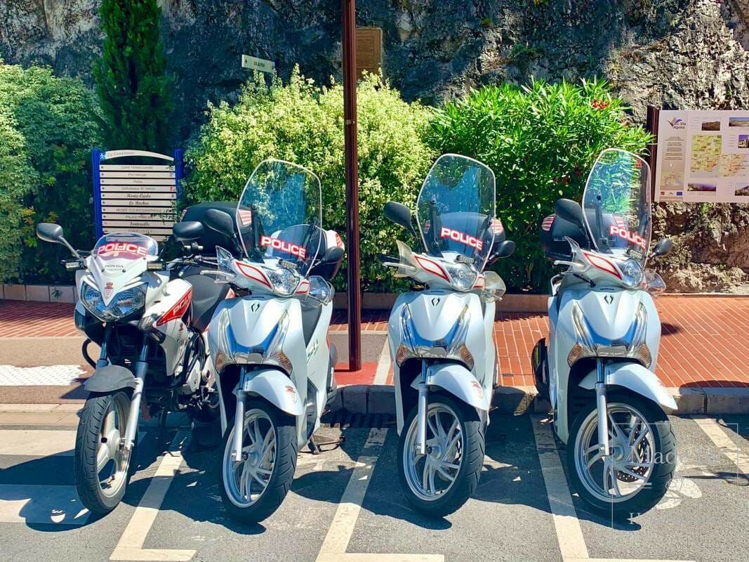 Monaco's New Police Division use 3D Technology