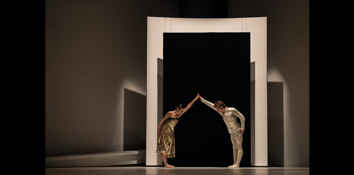 "Choreographic performances by Les Ballets de Monte-Carlo: ""Romeo and Juliet"""