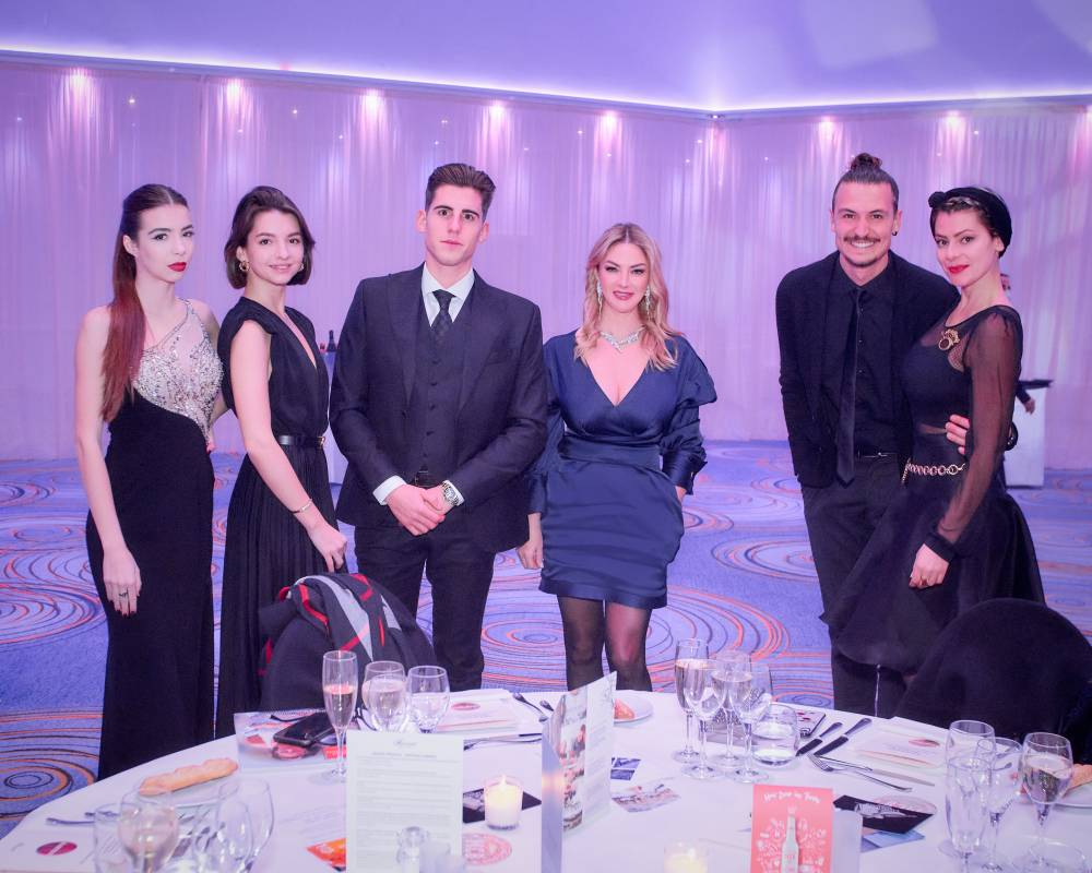 The Vivanova event at the Fairmont - a Charity Gala