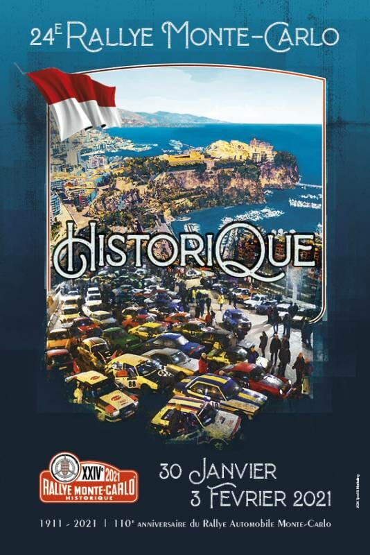 24th Rallye Monte-Carlo Historique