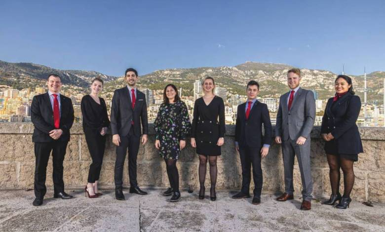 Monaco's Junior Chamber of Commerce Crowns the Business Creation Competition Winners