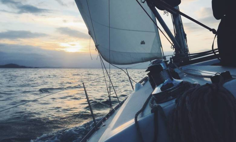 Boris Herrmann, Yacht Club Monaco, crosses Cape Horn Single Handed