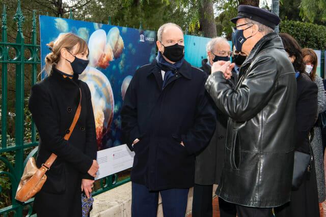 New photo exhibition along St-Martin gardens in Monaco
