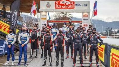 Photo of 89th Monte-Carlo Rally: the most unusual edition aroused great emotions
