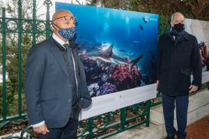 New photo exhibition along St-Martin gardens in Monaco