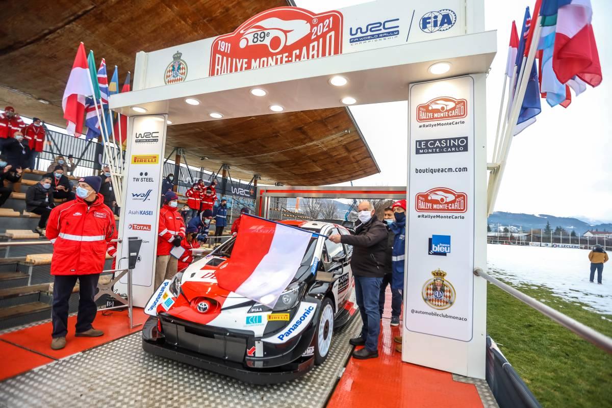 89th Monte-Carlo Rally
