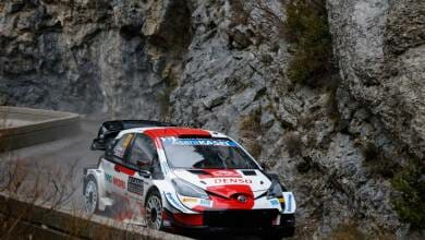 Photo of The Clock's Ticking to the Start of the Monte Carlo Rally with a couple of noteworthy route changes