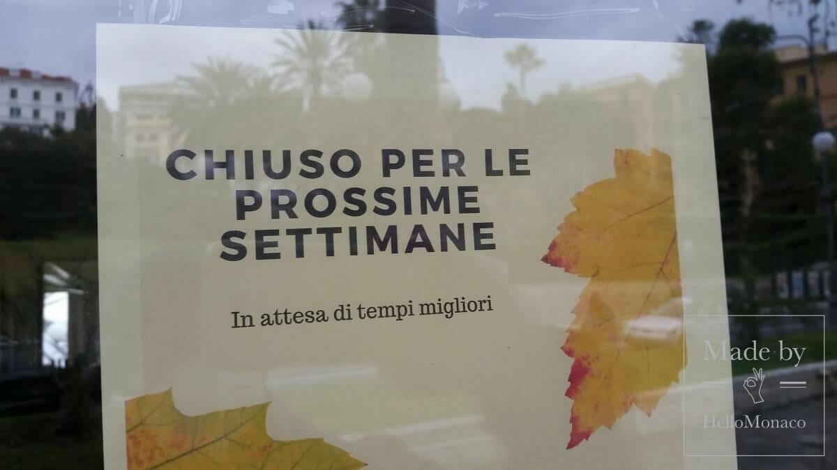 Italian restaurants and cafes raise their voice