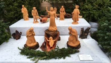 Photo of Monaco's Nativity Trail at the Palace: Joyful and Triumphant
