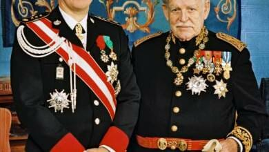 Photo of The Pinnacle of Chivalry: Honours, Decorations and Medals of the Principality of Monaco