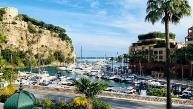 Photo of Fontvieille Commercial Centre: Massive Sustainable Greening Project Inches Ahead