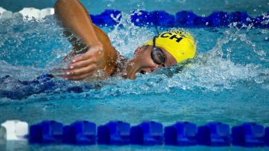 Photo of Finals for ASM Swimmers in French Elite Championships