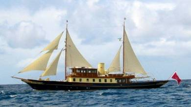 Photo of Atlantide Arrives at Huisfit and other yachts news