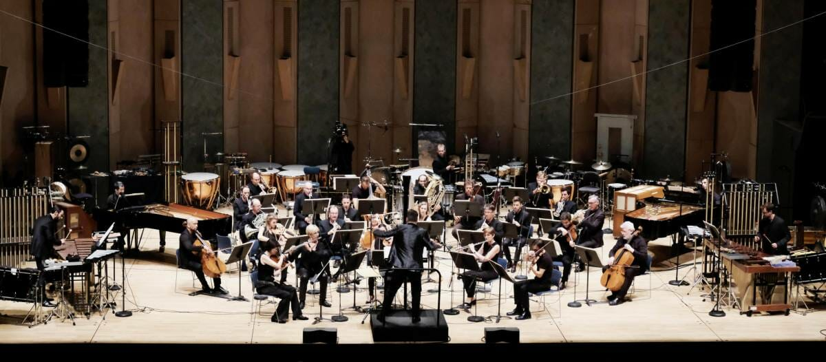 Monte-Carlo Spring Arts Festival: concert by the Soloists of the Ensemble intercontemporain