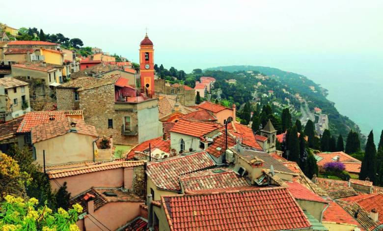 Roquebrune-Cap-Martin: a small town with a great history
